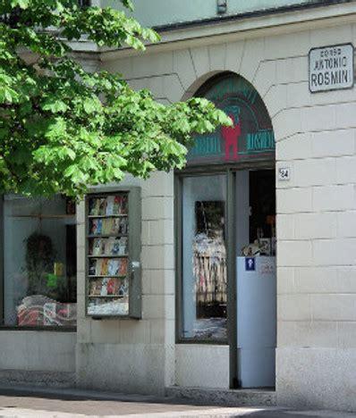 Libreria Rosmini by Contattaci Libreria Rosmini Rovereto