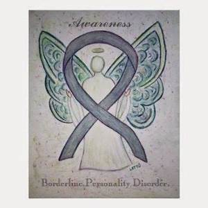 Awareness Angels Art Project: Borderline Personality ...