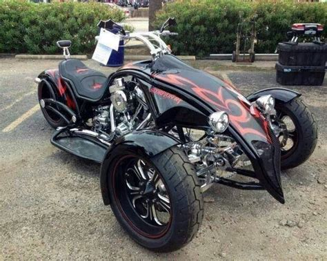 Motocycles/bikers And Trikes