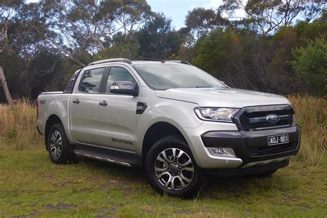 Ford Ranger Wildtrak 2018 Review