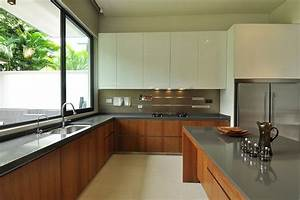 Stylish Bungalow Inspired Residence In Singapore: Sunset ...
