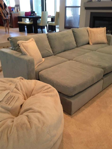used lovesac sactional used lovesac sactional sofa cope