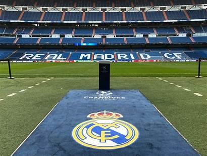 Madrid Stadium Mobile Insertada Imagen Gemerkt