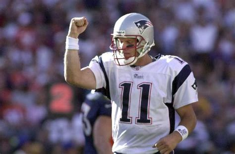 Drew Bledsoe Is Officially A Patriots Hall Of Famer