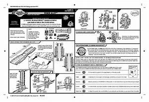 B Daman Power Alley 98061 Manuals