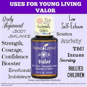 Valor Young Living Essential Oils