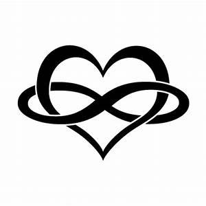 heart and infinity symbol   Tumblr   family tattoos ...