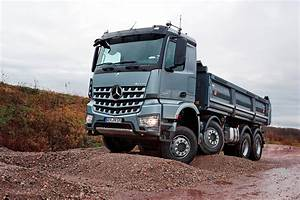 Mercedes Benz Arocs : mercedes benz launches arocs truck range video ~ Jslefanu.com Haus und Dekorationen