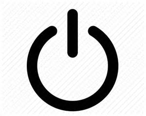 On Off Power Button Icon