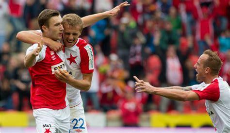 Sk Slavia Praha  Ohlasy Střelců Vukadinovičova