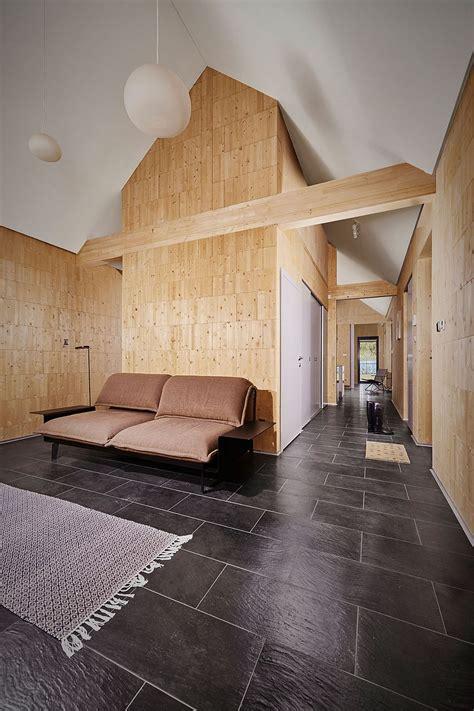 steko wooden blocks create  cozy home  scenic slovakian