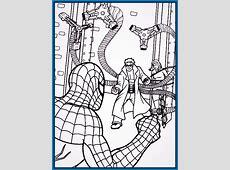 dibujos para colorear en linea del hombre araña Archivos
