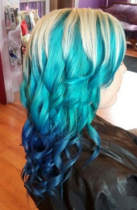 25 Beautiful Blonde Dip Dyed Hair Ideas On Pinterest