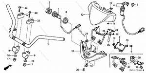 35 Honda Rincon Parts Diagram