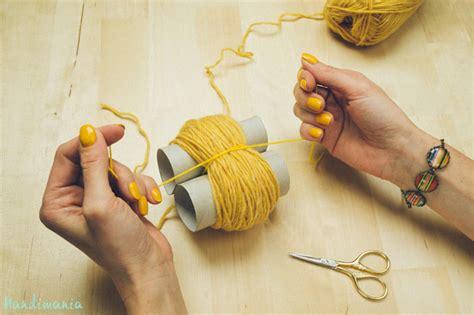 How To Make 2 Incredible Ways To Make Yarn Pom Poms Diy