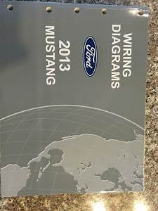 2013 Mustang Wire Diagram Book - The Mustang Source