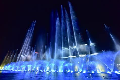 ICONIC Multimedia Water Show - Bangkok River