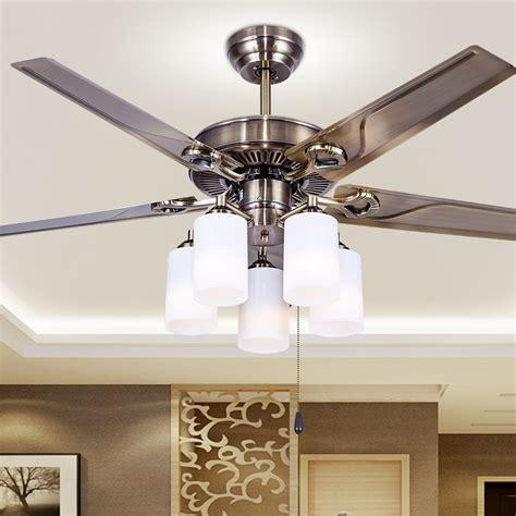 ceiling fan led ceiling fans european style retro iron