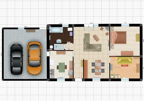 plan maison plain pied 100m2 3 chambres plan maison plein pied 100m2 38 maison plain pied de