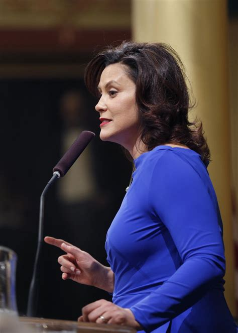 gov whitmer blasts tv story   appearance state