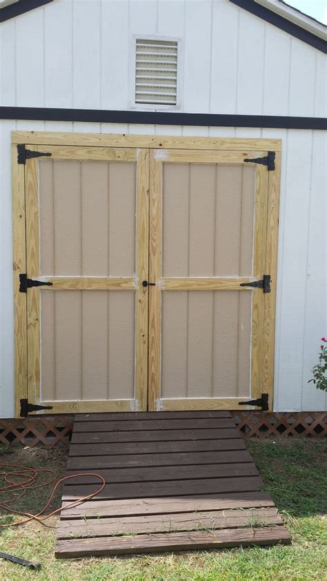 how do you make a door into a swinging bookcase double shed door construction pilotproject org
