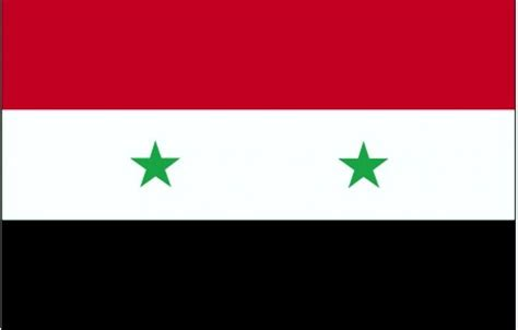 picture flag syria