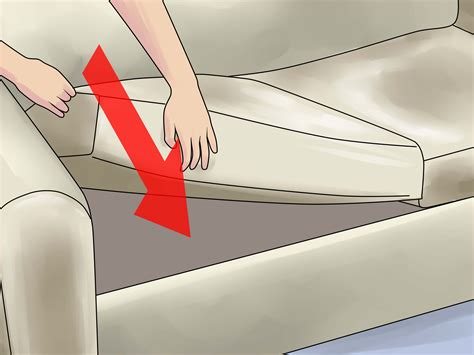 Fixing Sagging Cushions by How To Fix A Sagging 14 Steps With Pictures Wikihow