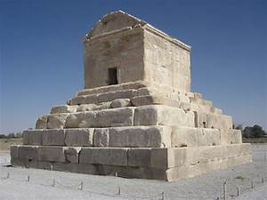 Panoramio - Photo of Tomb of Cyrus the Great, Pasargadae