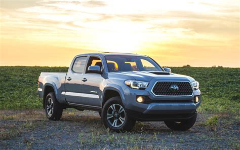 toyota tacoma trd sport  officially  legend