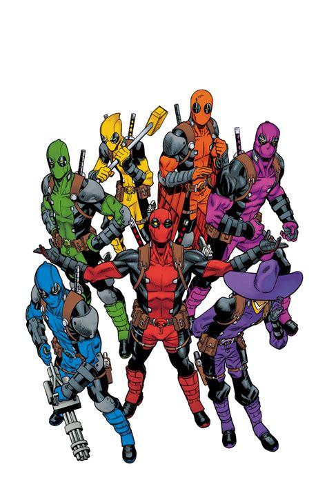 deadpool colors deadpool 7 colors x minecraft skin