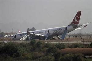 Turkish Airlines flight with 238 people on board crash ...