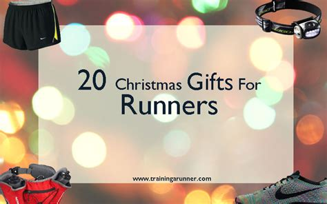 20 christmas gift ideas for runners from socks to