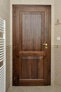 Masivní interiérové dveře