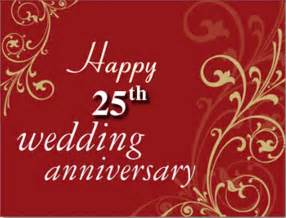 25th wedding anniversary wishes 25th anniversary wishes wishes greetings pictures wish