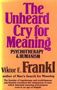 Viktor E Frankl  Used Books  Rare Books And New Books   Bookfinder Com