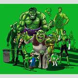 Green Cartoon Characters | 598 x 535 jpeg 109kB