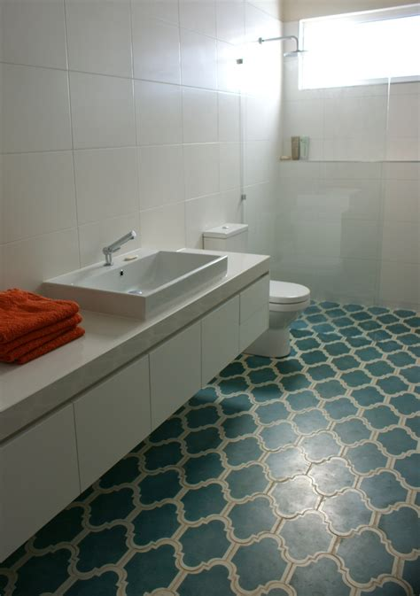 Bathroom Floor Tiles by Moroccan Floor Tiles Culture Morocco Flooring