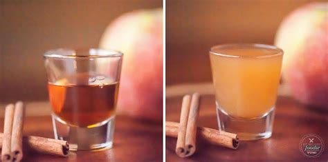 Make a dessert as american as apple pie by serving up, well, the patriotic pie itself. Caramel Apple Pie Shot Recipe | Self Proclaimed Foodie