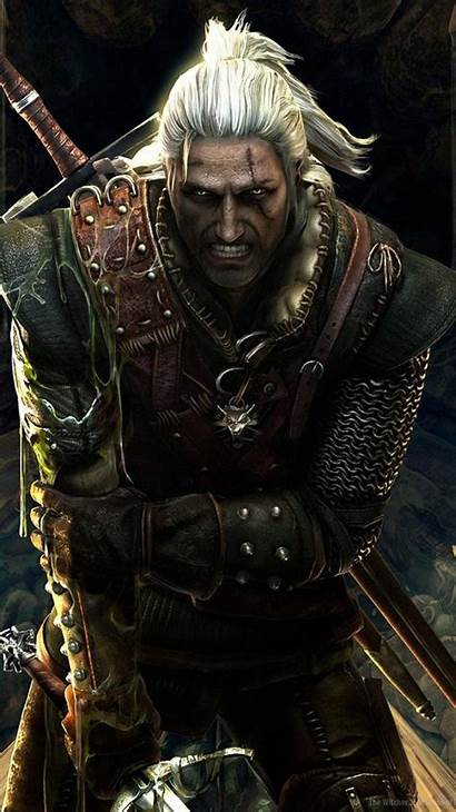 Witcher Enhanced Edition Geralt Iphone Mobile
