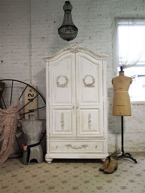 painted cottage french armoire and armoires on pinterest
