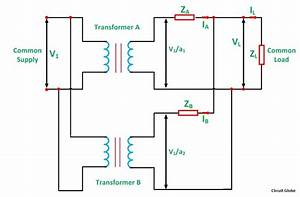 Parallel Operation Of A Single Phase Transformer
