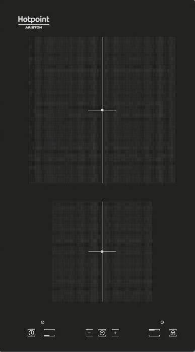 Piani Cottura A Induzione Ariston by Piano Cottura Induzione Hotpoint Ariston 2 Fuochi 30 Cm