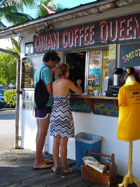 Come try some of our coffee and breakfast dishes here at key west cuban coffee on truman avenue! The best place for Cuban coffee in Key West..The Cuban Queen. Meghan Liz! We will … (With images ...