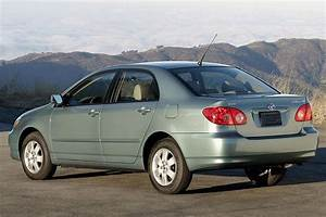 2006 Toyota Corolla Specs  Pictures  Trims  Colors