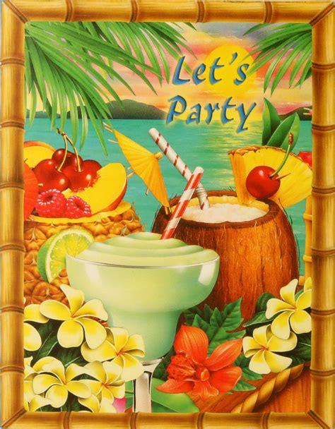 How To Plan A Hawaiian Luau By Delictika Ifoodtv