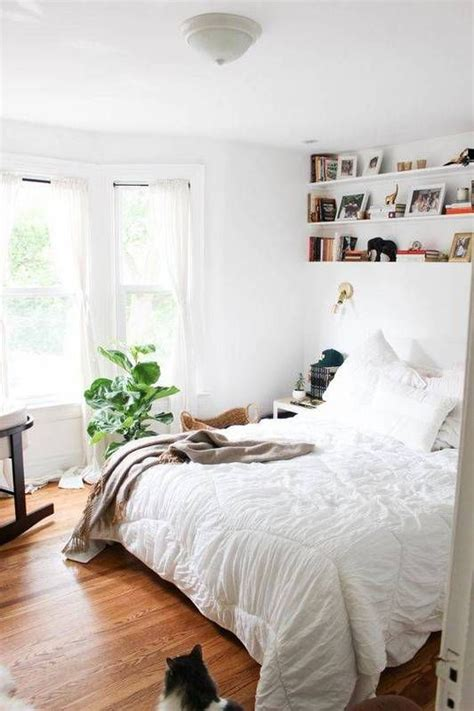 small white bedroom white wall room ideas interior design decorating ideas 13356