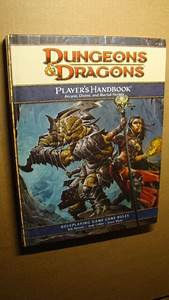 Players Handbook 4th Edition Campaign Guide Dungeons