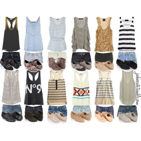 Summer outfits on Tumblr