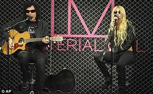 Madonna And Lourdes Snub Taylor Momsen39s Performance At Material Girl Launch Daily Mail Online