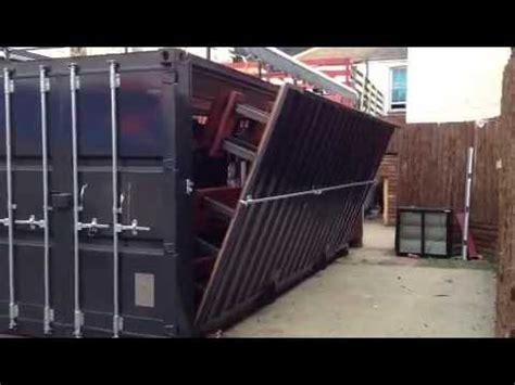davey jordan  shipping container youtube